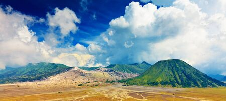 Bromo Tengger Semeru national park. Java. Indonesia photo