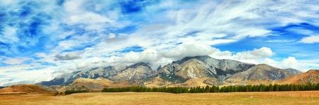 Mountain panorama  Arthur photo