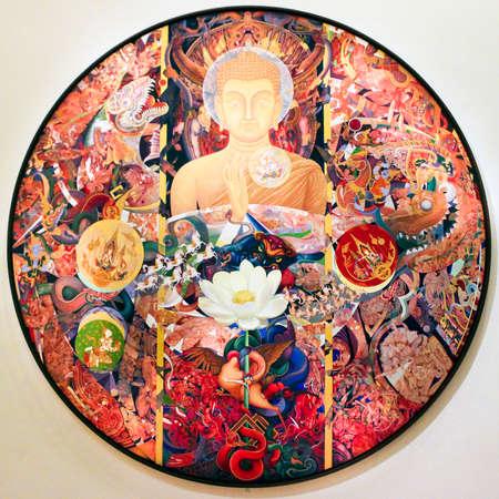 to hell: Buda en el infierno