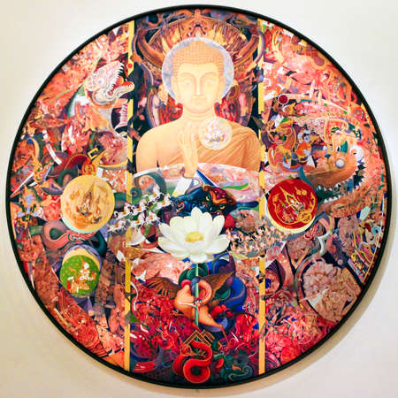hell: Buddha in hell