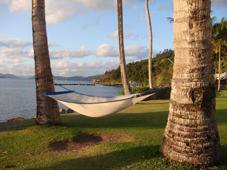 daydream: Daydream Island resort, Queensland Australia Stock Photo