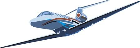 air bus Illustration