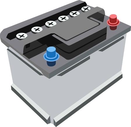 bateria: bater�a Vectores