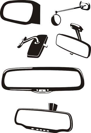 car mirrors
