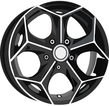 titanium: Wheel disks