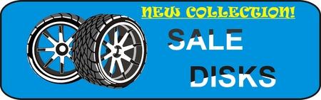 wheel disks sale