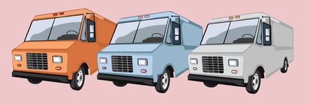 convoy: delivery trucks collections