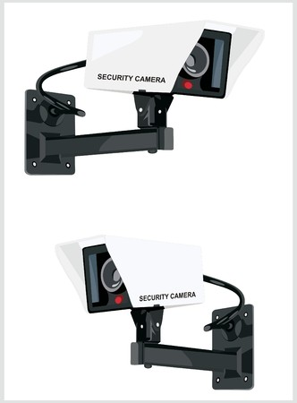 Security camera collections Çizim