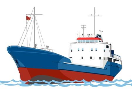 Ship of trawler