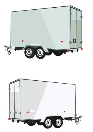 Trailer collections of transport