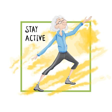 taiji: Active lifestyle and sport activities in old age