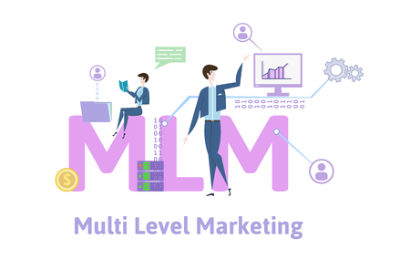 Multi-level marketing.