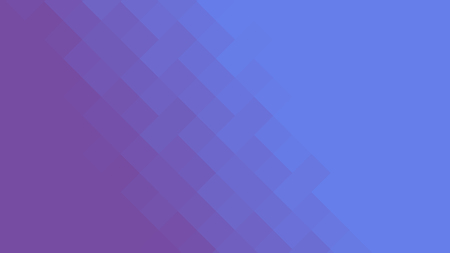 Abstract neon blue and purple