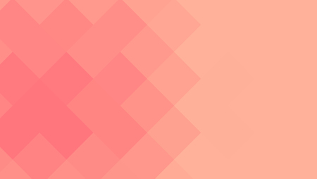 Abstract neon pink and red background. Rectangular geometric pattern. Mosaic. Abstract vector illustration, horizontal