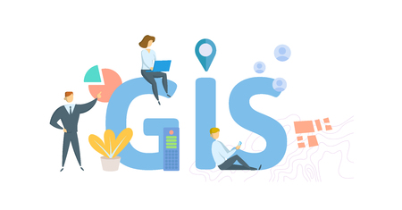 GIS, geographic information system.
