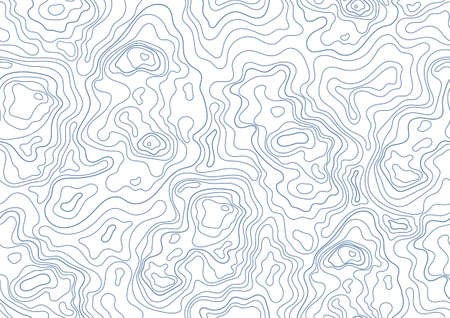 topographic map pattern with abstract shapes.