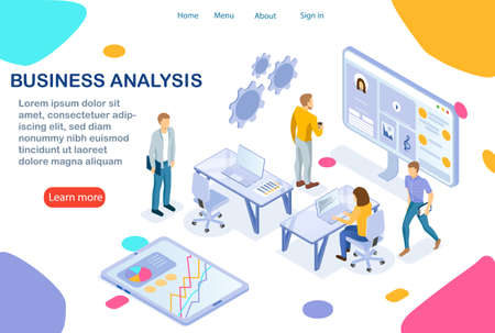 Business analysis is the key to a successful project. Hard work, conscientiousness, responsibility, deadline control and new approaches and technologies Helps analyze the challenges of today market