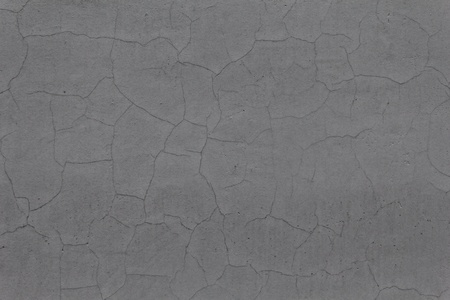 plaster grey texture with cracks high detailed Stock Photo - 15253427
