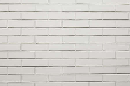 white brick painted wall, perfect for background photo