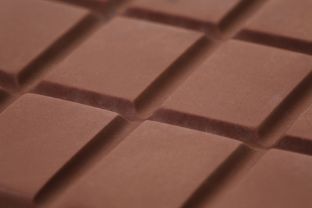 ganache: bar of chocolate ganache close up photo Stock Photo