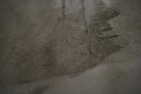 angle closeup shot of rough concrete surface 免版税图像