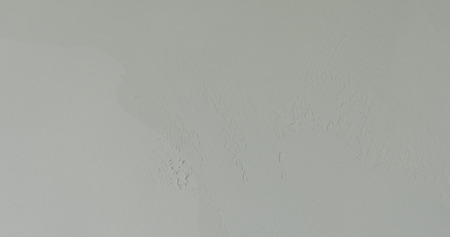 decorative concrete plaster on the wall
