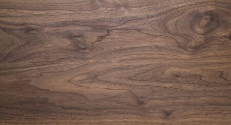 Real black walnut wood texture with natural grain