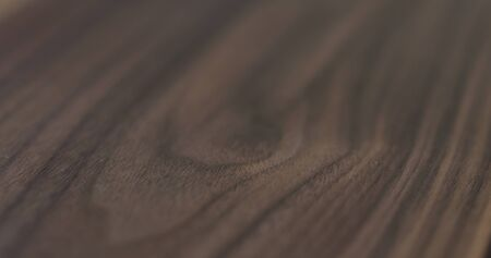 natural black walnut wood board with oil finish Фото со стока
