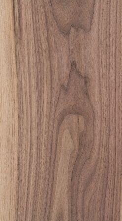 Textur aus schwarzem Nussbaum Massivholz unbehandelt, gut für den Hintergrund