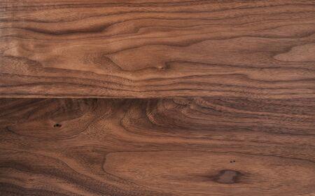 black walnut wood texture with oil finish, real wood Standard-Bild