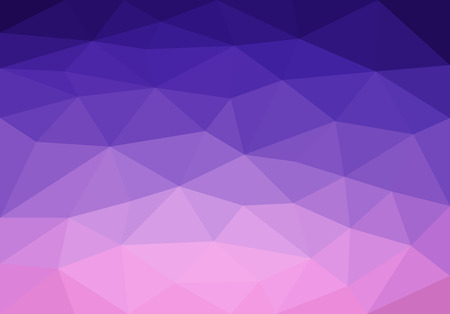 underwater light: low polygon background polygon underwater light blue top and pink bottoms.