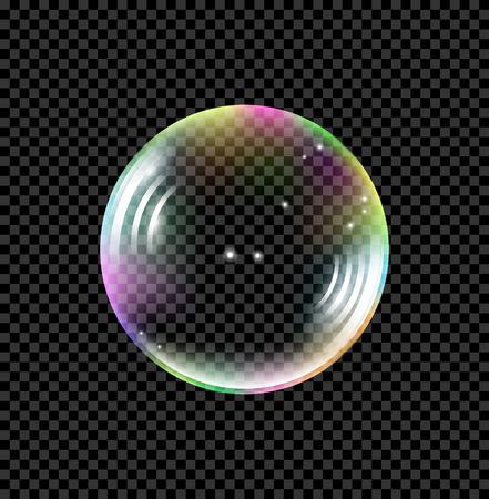 translucent: soap bubble color fashion beautiful translucent transparent.