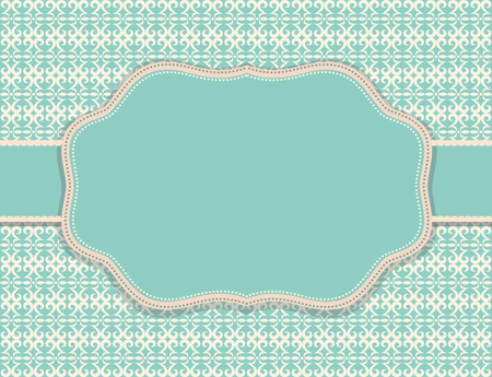 the substrate: substrate pattern background blue card Illustration