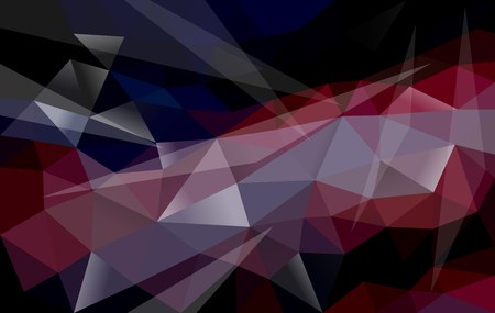 polygonal background gradient dark purple