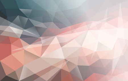 polygonal background gradient gray to red Stok Fotoğraf - 110033934