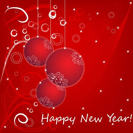 2013 Happy New Year card or background