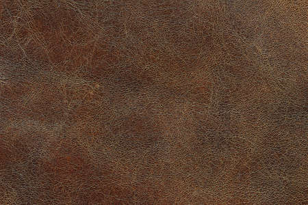 dark brown: Texture background from closeup shoot of dark brown leather for your work Stock Photo