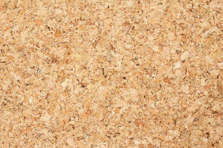 Texture of brown cork for your creativity. Stock Photo