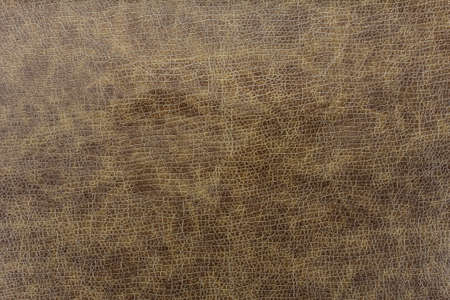 Texture background of brown leather Imagens