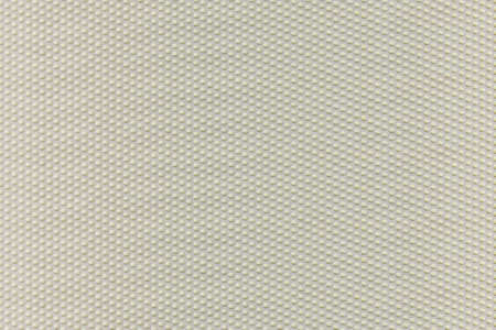 flay: Texture background of cream color pvc vinyl button striped