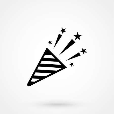 firecracker icon Illustration