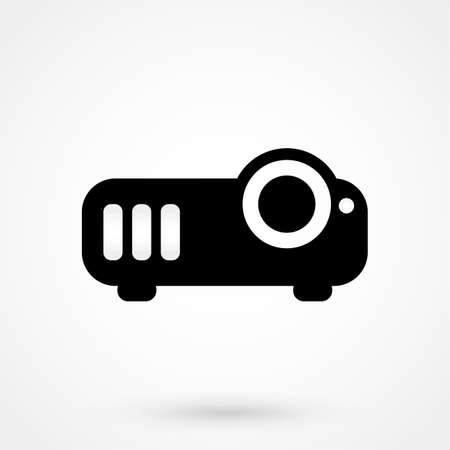 taught: projector icon