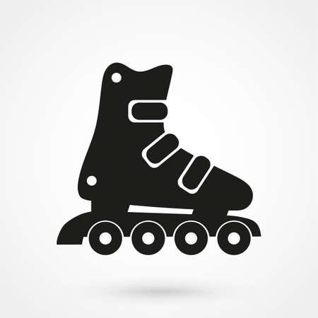 Rolschaats icoon