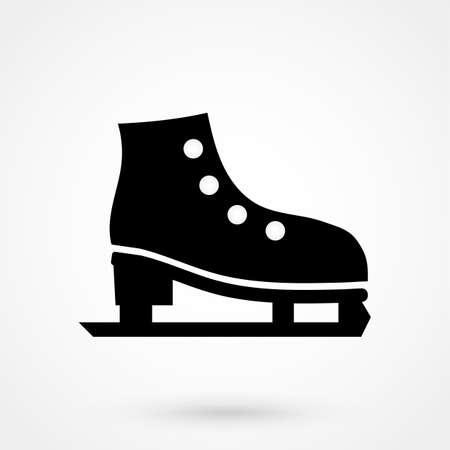 ice skates: ice skates icon