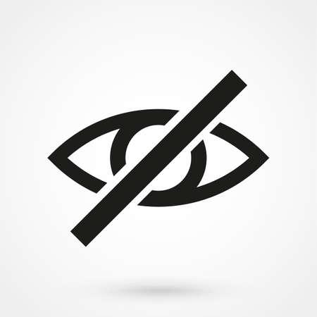 hide: Hide icon