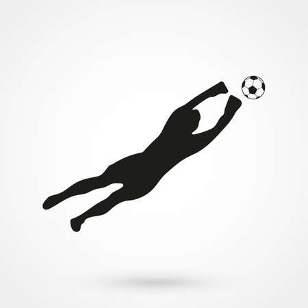 Goalkeeper icon