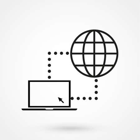 internet icon: internet icon