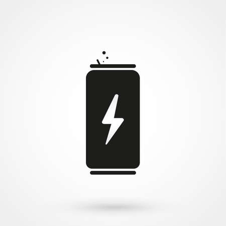 energy drink: energy drink icon