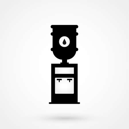 water cooler: water cooler icon
