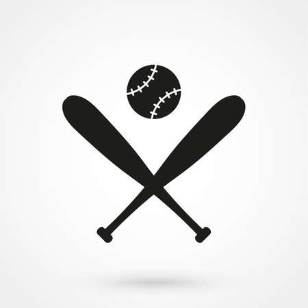 foul: Baseball Icon.